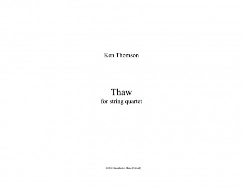 THAW-titlepage
